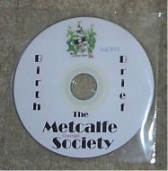 Birth Brief Booklet - CD
