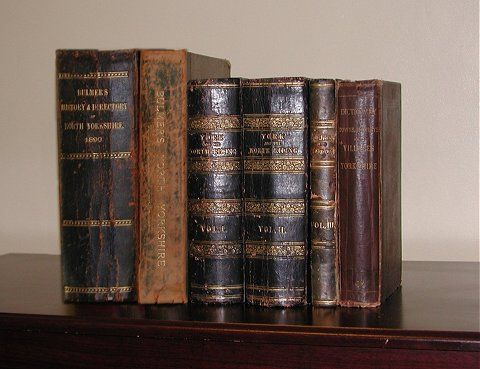 Bulmer's History & Directory of North Yorkshire 1890 & 1891 on CDRom