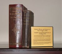Bulmer's History & Directory of East Yorkshire 1892 on CDRom