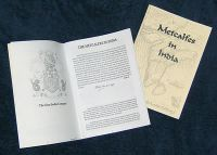 Metcalfes in India - Part 1 (Booklet)
